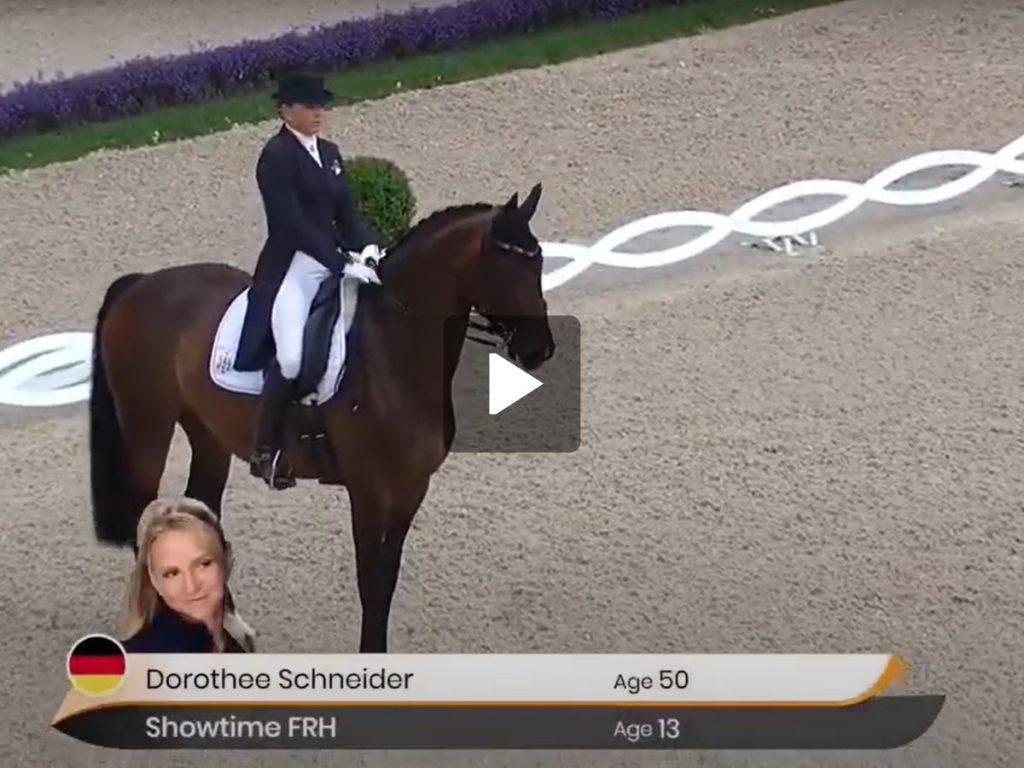 Dressur Kür Musik für Dorothee Schneider