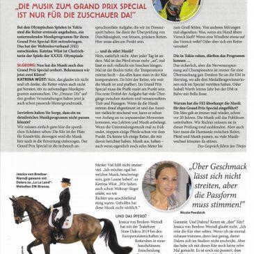 Artikel St. Georg Kürmusik
