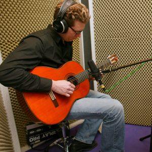 Mirko van Stiphaut, Gitarre