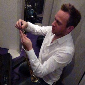 Tobias Kremer, Saxophone