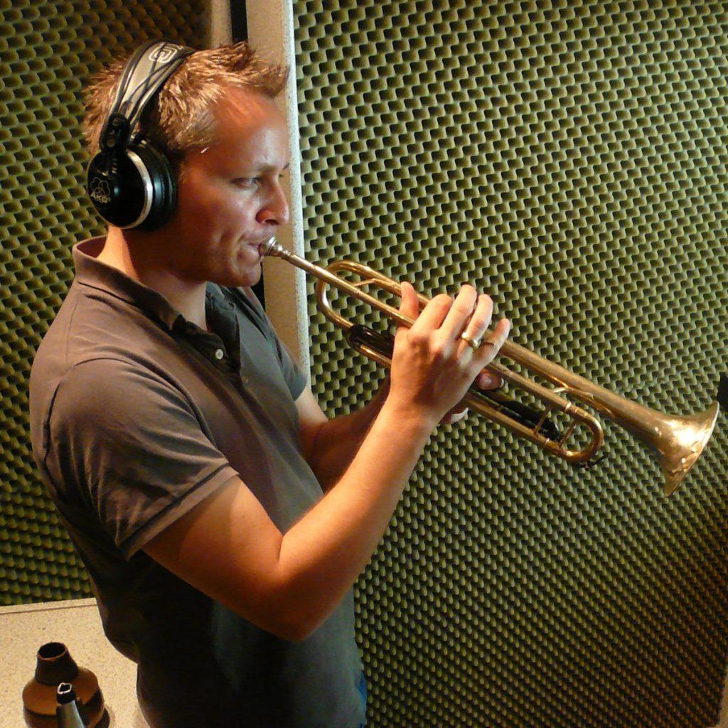Jan Schneider, Trompete